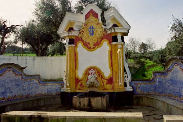 Fonte do Vassalo, em Arronches