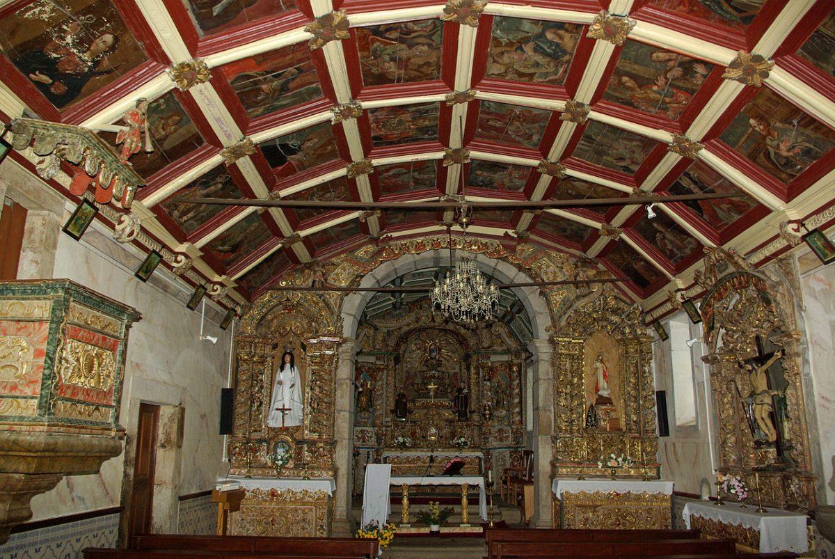 Igreja de Santo Amaro, Cidadelhe