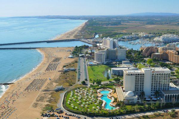 Vilamoura, Quarteira e Quinta do Lago são praias de Loulé