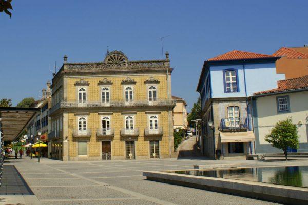 Casas de brasileiros em Fafe