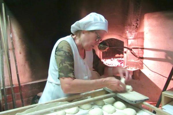 Cozido em forno de Lenha