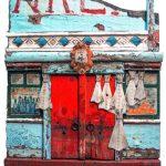 A casa do bacalhau, por Spyral Art by Marcos Viana