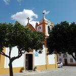 Igreja do sec. XVII sofreu alterações durante o período barroco