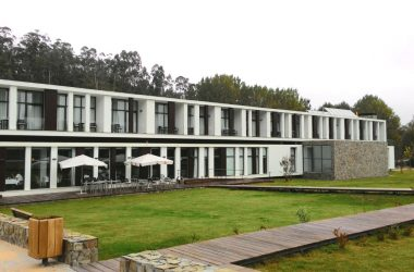 Hotel Parque Serra da Lousã é 'social'