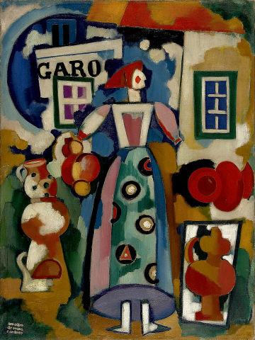 Uma das mais conhecidas obras de Amadeo de Souza-Cardoso