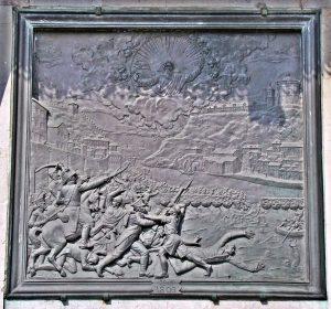 Ainda hoje, as gentes da Ribeira prestam homenagem aos que morreram no desastre