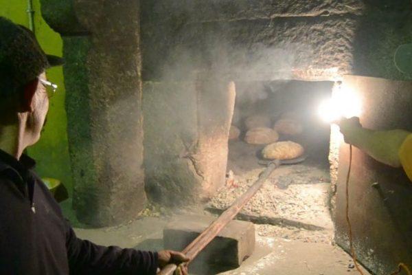forno comunitário de Manigoto