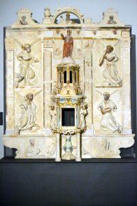 Retábulo do século XVI estava na Igreja da Misericórdia