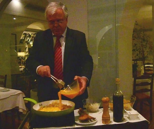O bacalhau dourado é uma receita simples que surgiu num momento de aperto