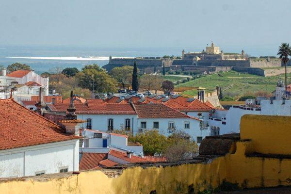 fortaleza abaluartada Elvas