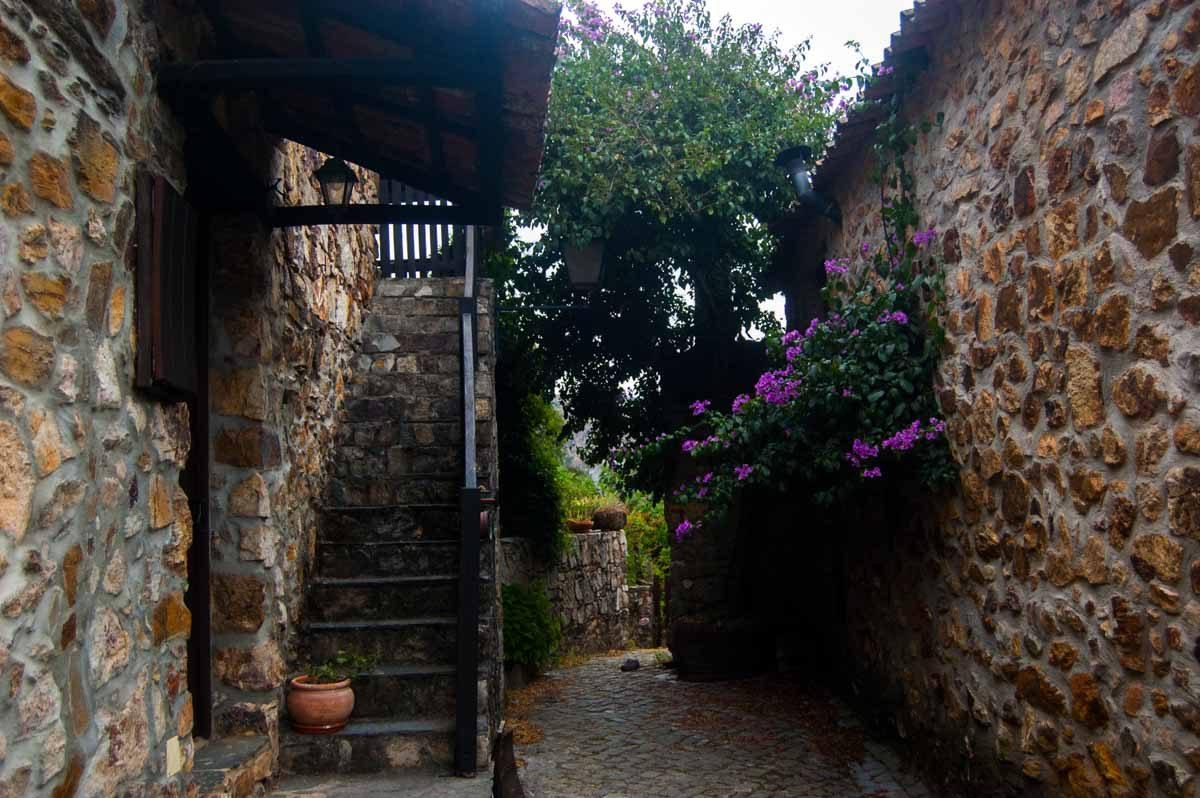 Uma aldeia bela
