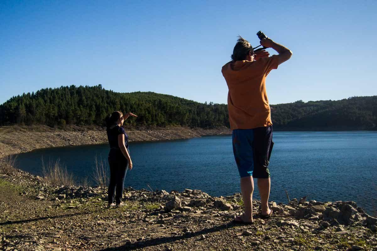 Leonor Coelho mostra a ilha