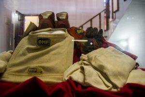 A Origem Safaris descobriu a coleção particular e a exposição aconteceu