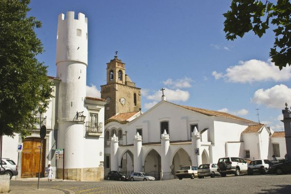 Beja, a capital do Baixo Alentejo