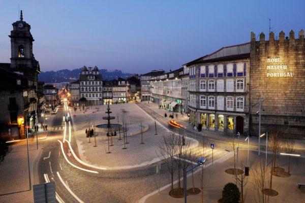 Guimarães é Património da Humanidade