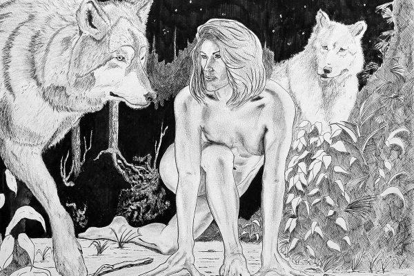 Lenda da pieira de lobos - Ponte de Lima