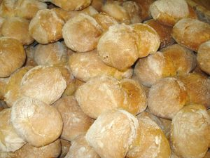 pão de Ul tem de ser feito a lenha