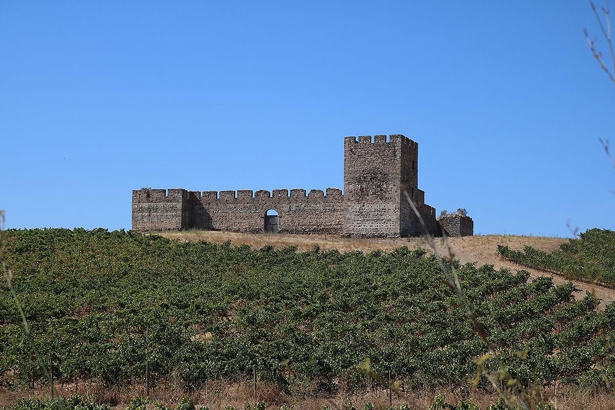 O Castelo de Valongo fica a 4 quilómetros de Montoito