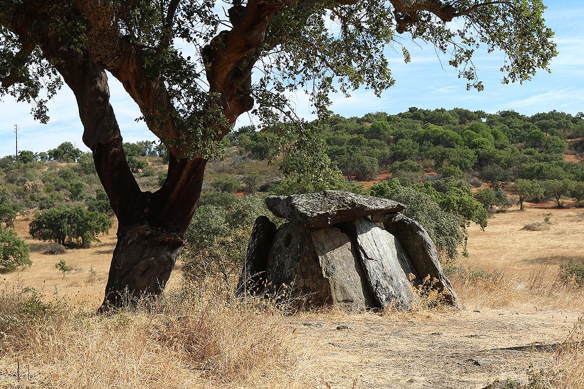 os trilhos permitem descobrir um importante património natural e edificado