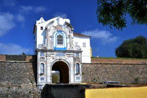 A fortaleza tem 30 hectares e apenas 3 portas