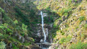 O rio Póio é um paraíso para a prática do canyoning