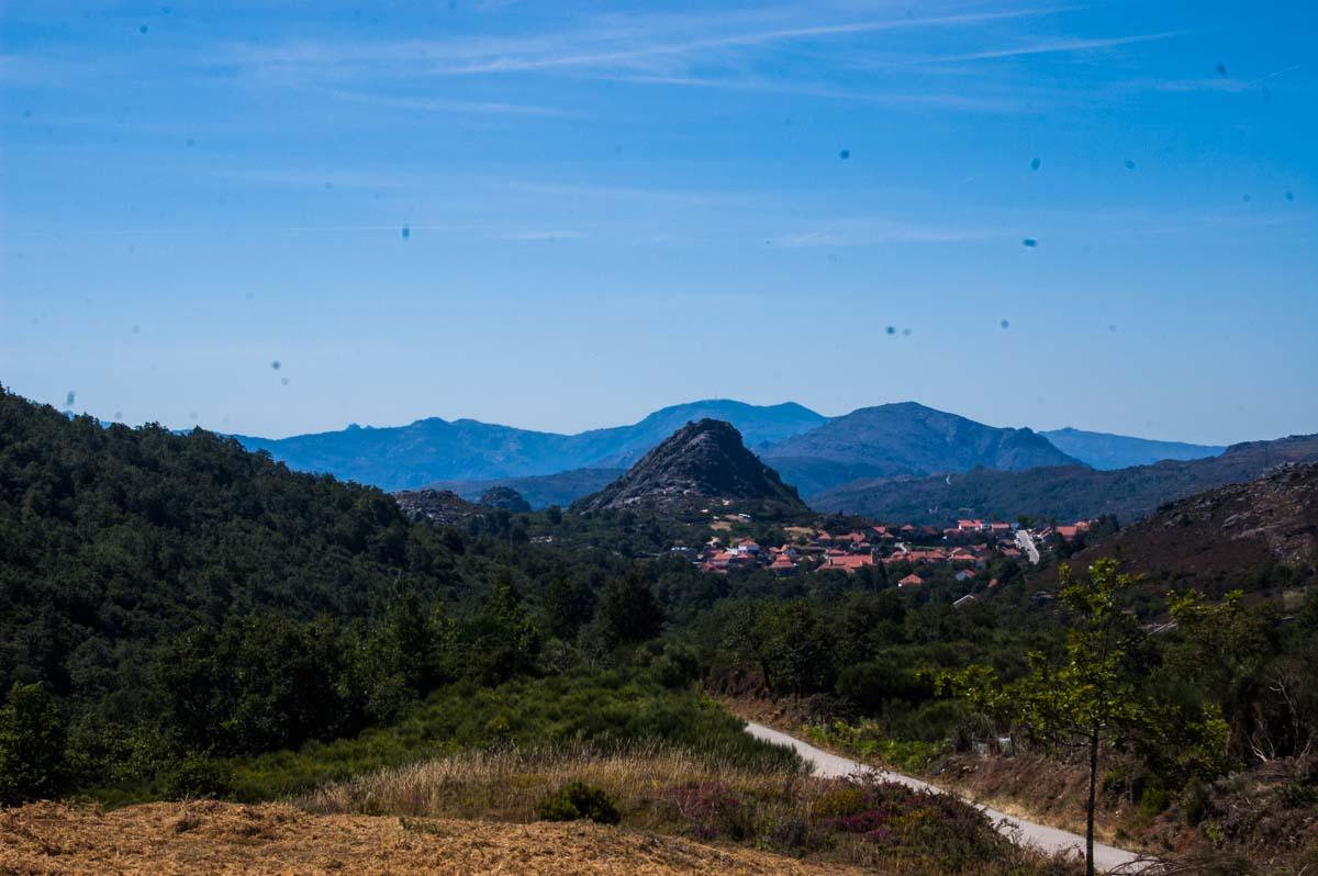 Castro Laboreiro, no alto da Serra da Peneda