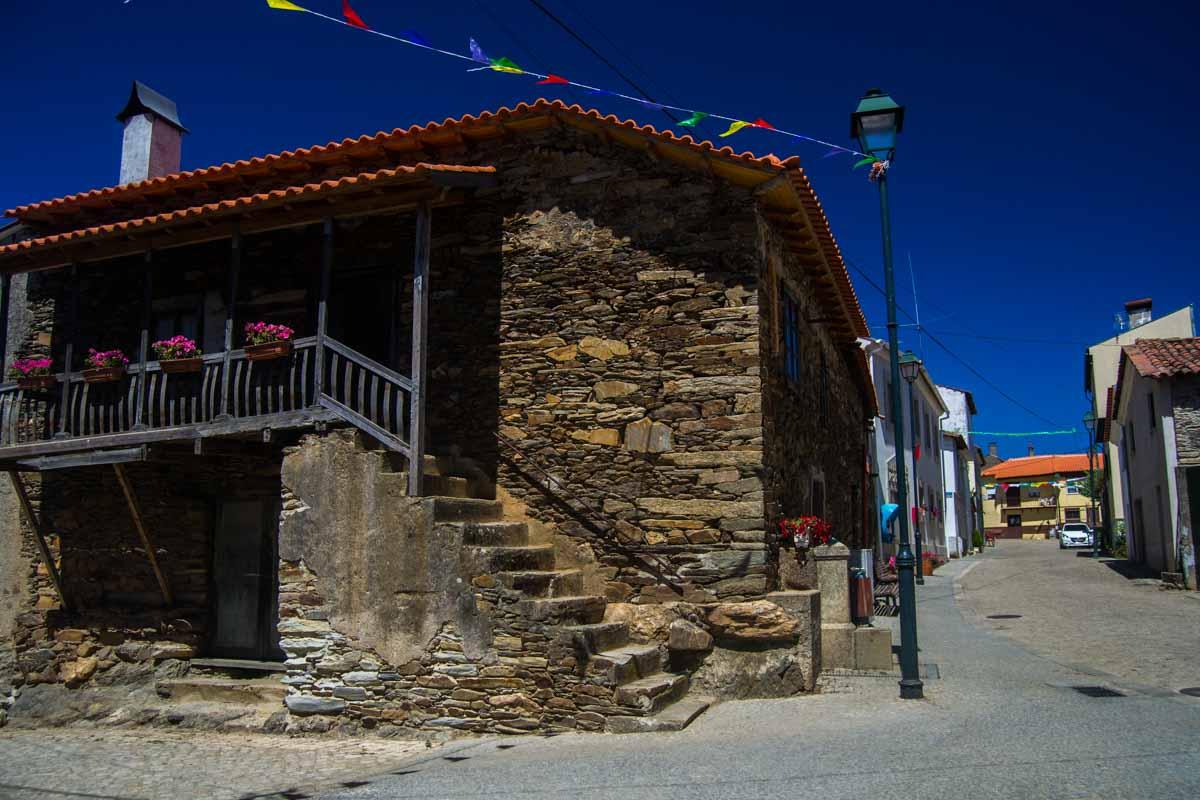 As casas de Podence contam a história das suas gentes