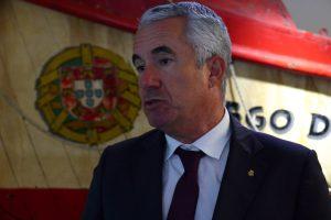 Aires Pereira, presidente da Câmara Municipal da Póvoa de Varzim
