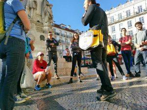 Free Walking Tour em Lisboa é uma experiência válida