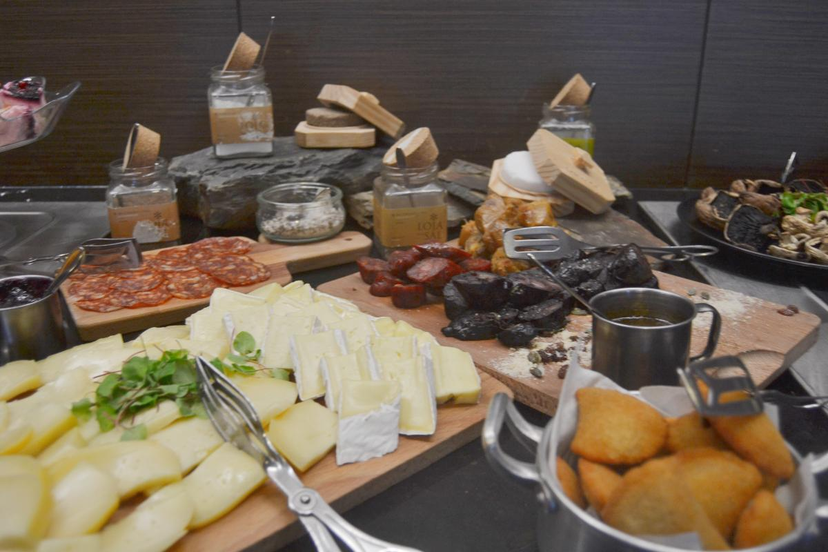 Gastronomia rica e variada