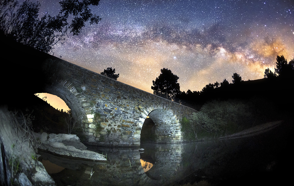 Caminhos da Via Láctea