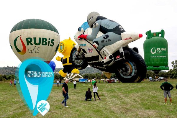 Festival de balonismo de Coruche
