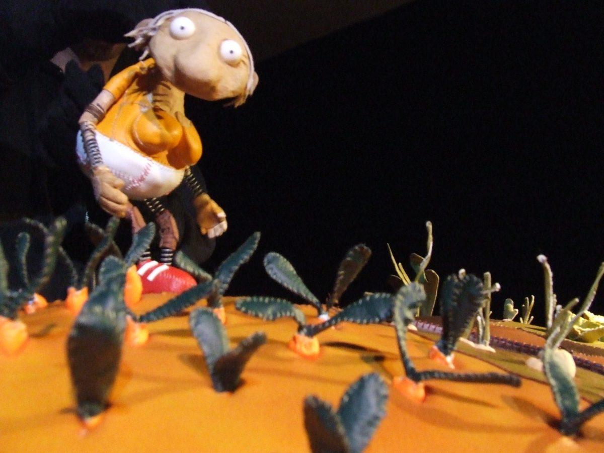 Há marionetas para miudos e graúdos