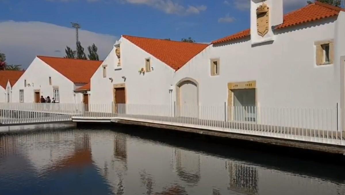 Edifícios manuelinos albergam o centro cultural da Levada