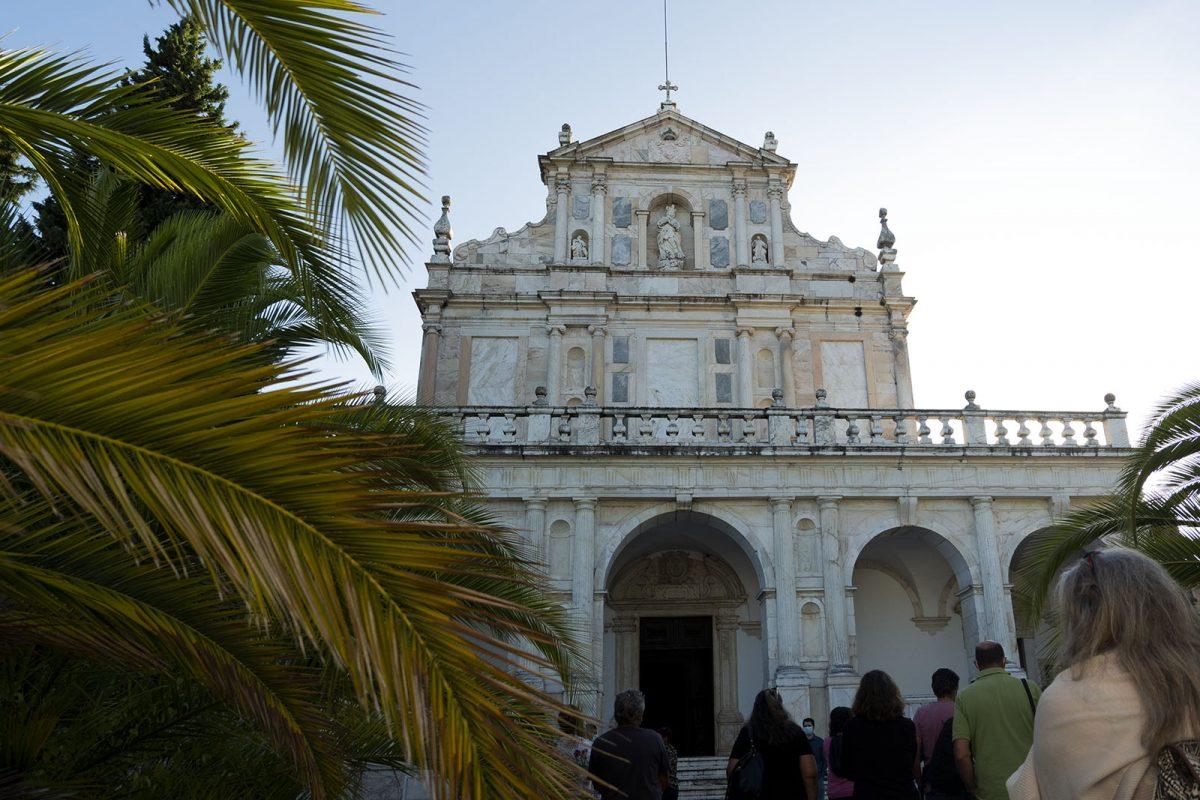 Convento da Cartuxa, em Évora